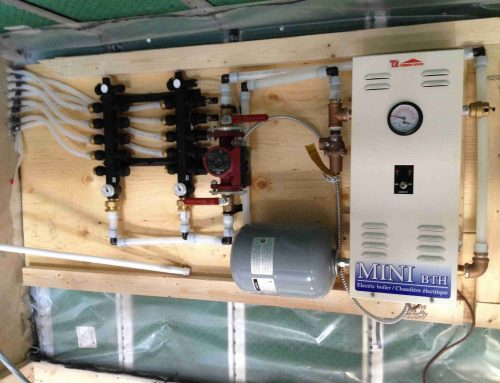 Tankless Boiler